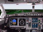 FS2000                   Airbus A319/320/321/330/340 panel