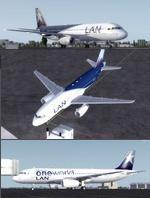 FSX/P3D > v4  Airbus A320-200 LAN Multi package