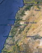 FSX Lebanon Airfield Locator
