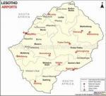 FSX Lesotho Airfield Locator
