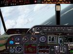 Photoreal                   old style twin turboprop panel for FS2K / CFS2.