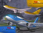 Airbus A330-200 TUIfly New Colours Package
