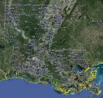 FSX Louisiana Airfield Locator