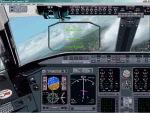 FS2002                   CRJ-200 Panel