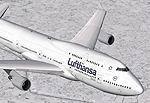 Boeing 747-400M Lufthansa