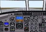 FS2000                   Professional Metroliner III pane