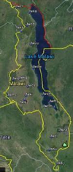 FSX Malawi Airfield Locator