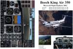 Manual/Checklist -- Default Beechcraft Beech King Air 350.