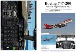 FS2002                   Manual/Checklist -- B-747-200