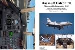 FS2002                   Manual/Checklist -- Falcon 50 CAEA
