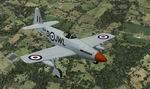 Martin-Baker MB.5 RAF and Racer Model Package