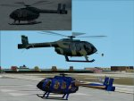 FS2002                   MD Helicopters Inc. MD 600N