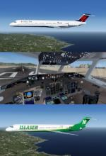 FSX McDonnell Douglas MD8X pack 1