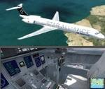 FSX/P3D 3 & 4 Native McDonnell Douglas MD-83 Series Multipack 4