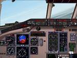 FS2000                   panel--Boeing MD-87 EFIS