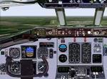 FS2000                   MD 90 panel!