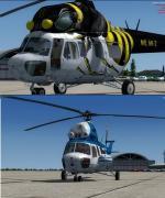 FSX/P3D PZL/Mil MI2 Hoplite