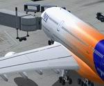FSX                  Myanmar Airways International Airbus A380-800 Update 4.