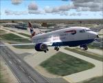 FS2004                     Vista Liners Boeing 737-300 British Airways Textures only
