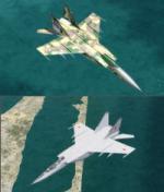FSX/P3D MiG-25 Foxbat FSX Native (fixed)