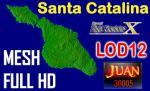 Mesh Santa Catalina Island, California
