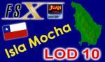 Mocha Island LOD10 Mesh HD - Chile
