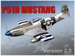 FSX/FS2004                  Civilian P51D Package
