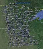 FSX Minnesota Airfield Locator