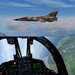 P3D/FSX Mirage F1 for P3Dv4 / 5