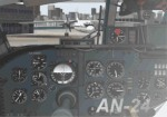 FS2000                   Panel of the Antonov AN-24
