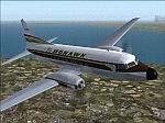 FS2004/FSX                     Convair CV-440 Mohawk.
