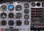 MONO                   PROP -IFR panel v1 for FS2000 Pro only.