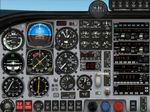 FS2002PRO                   Dual IFR VFR Panel for the Mooney Bravo