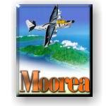 FS2002                   Moorea Airport, Temae, Island of Moorea, French Polynesia