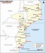 FSX Mozambique Airfield Locator
