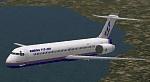 FS2000                   Boeing 717-300X factory