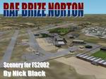 AI                   Traffic Tracks for RAF Brize Norton.