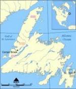 FSX Newfoundland Airfield Locator