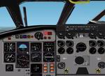 Updated                   & fixed. FS2002 version of the RAF Nimrod MR2 of 201