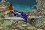 FSX/FS2004 P47 D Thunderbolt