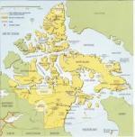 FSX Nunavut Airfield Locator