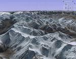 FSX                   New Zealand Terrain Mesh.