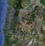 FSX Oregon Airfield Locator