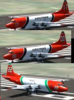 FSX/P3D P-3A Aerostar Air Tanker Repaint Pack