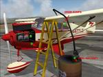 FS2004                  Piper PA22 Tri-Pacer Package.