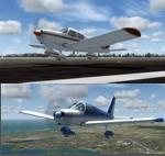 FSX/P3D 3/4 Piper PA-28-180  Cherokee package