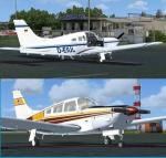 Piper PA28 Arrow III Pack