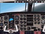 FS2000/                   FS98 Piper Cheyenne II (model PA-31T-620).