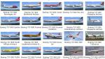 101-Liveries-Collection-Pack-Boeing 737-800 Textures Fix