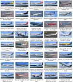 169 Liveries Collection Pack for Default B737-800 V3